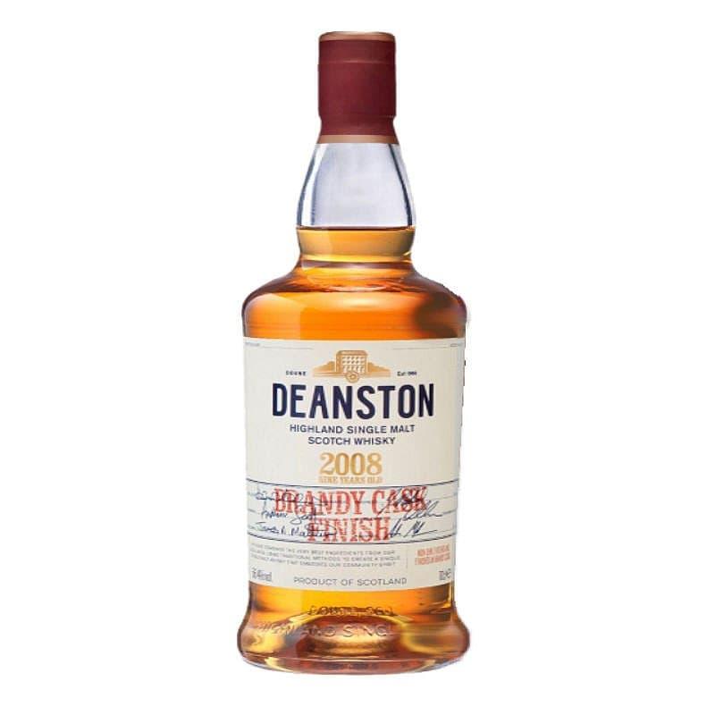 Brandy Cask Finish Single Malt by Deanston