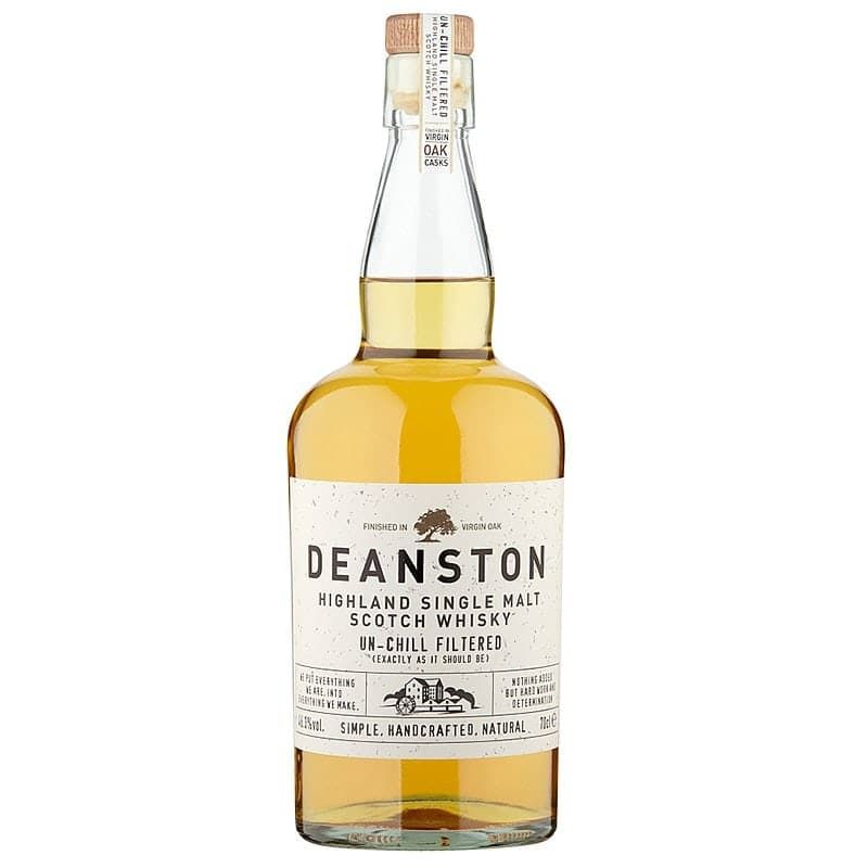 Virgin Oak Single Malt by Deanston