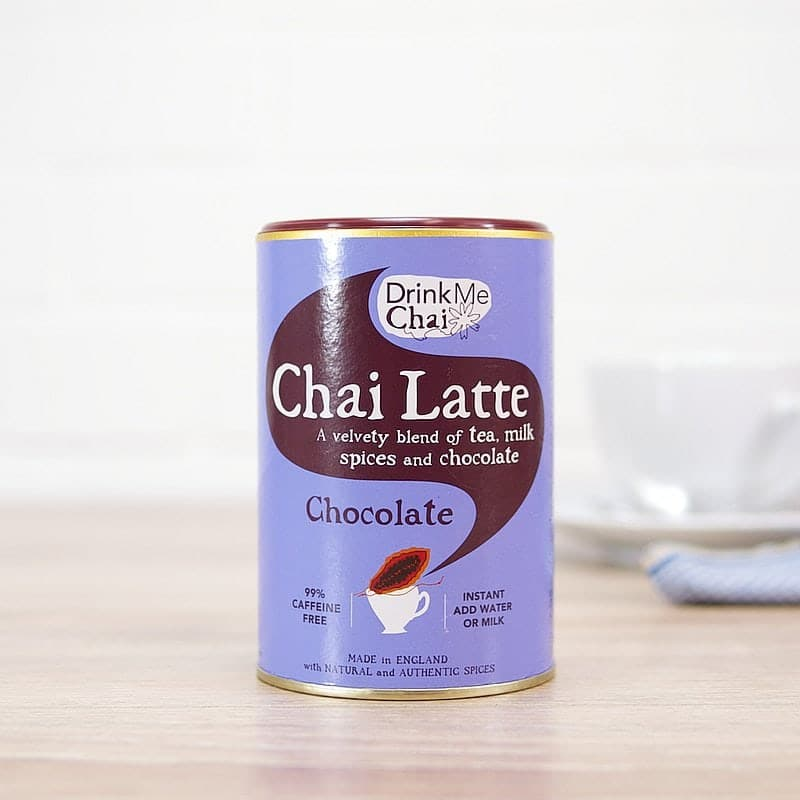 Chocolate Chai Latte by Drink Me Chai