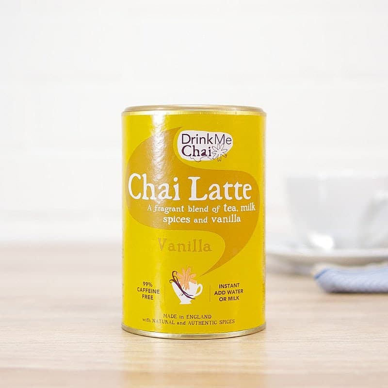 Vanilla Chai Latte by Drink Me Chai