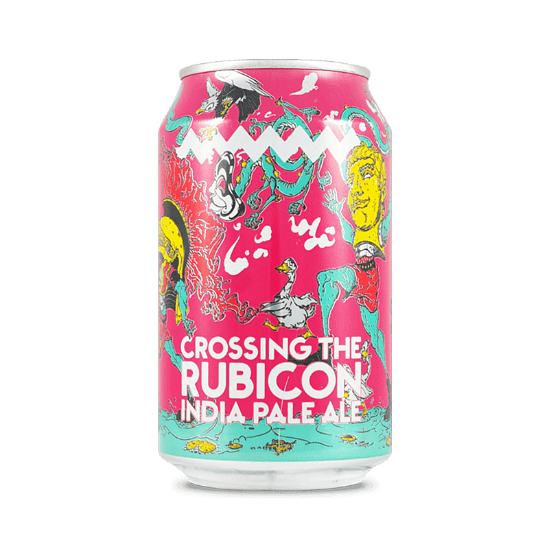 Drygate Crossing the Rubicon by Drygate