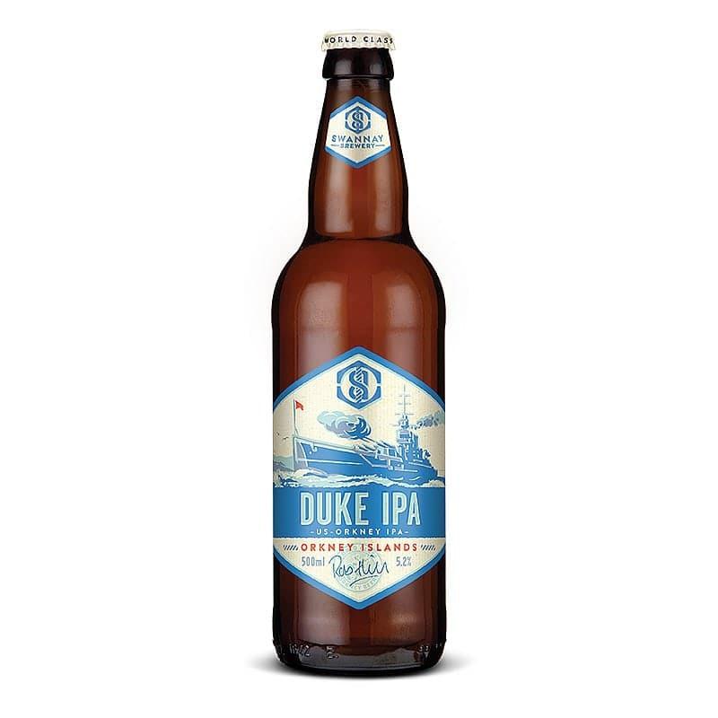 Swannay Duke IPA by Swannay Brewery
