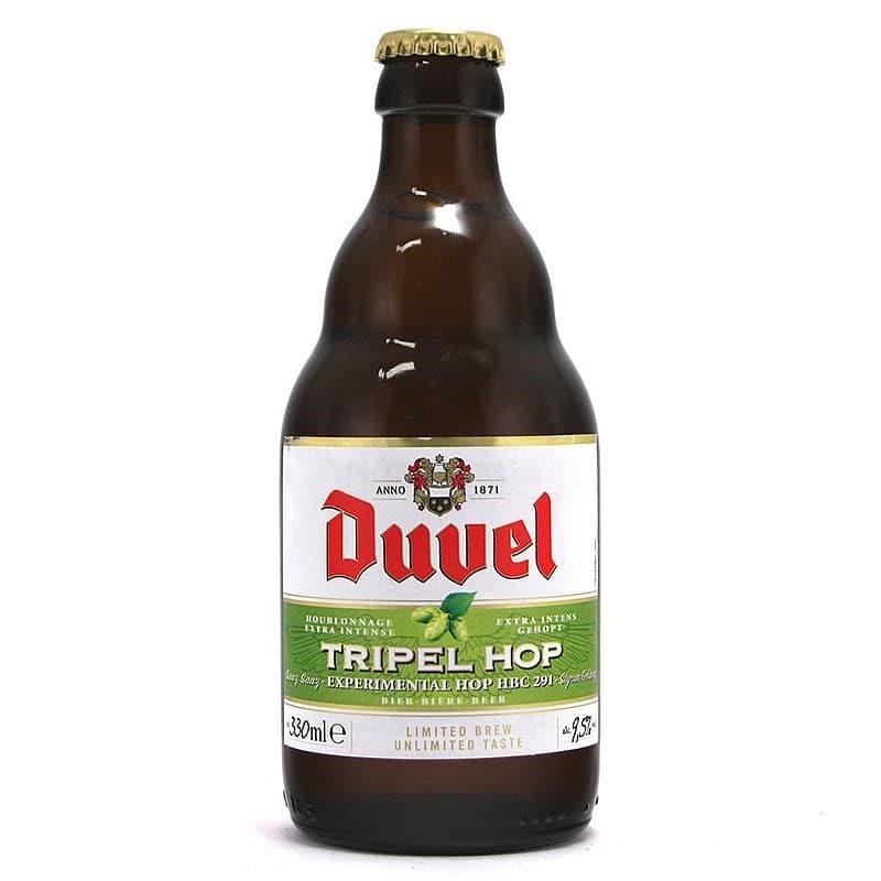 Duvel Triple Hop by Duvel Moortgat
