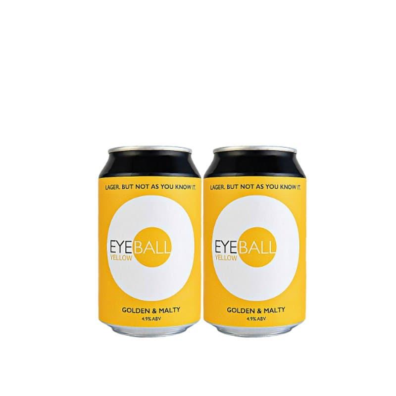 Yellow Twin by Eyeball Brewing