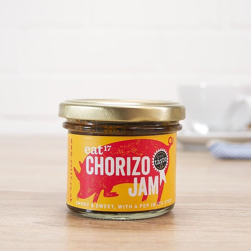 Chorizo Jam by Eat 17