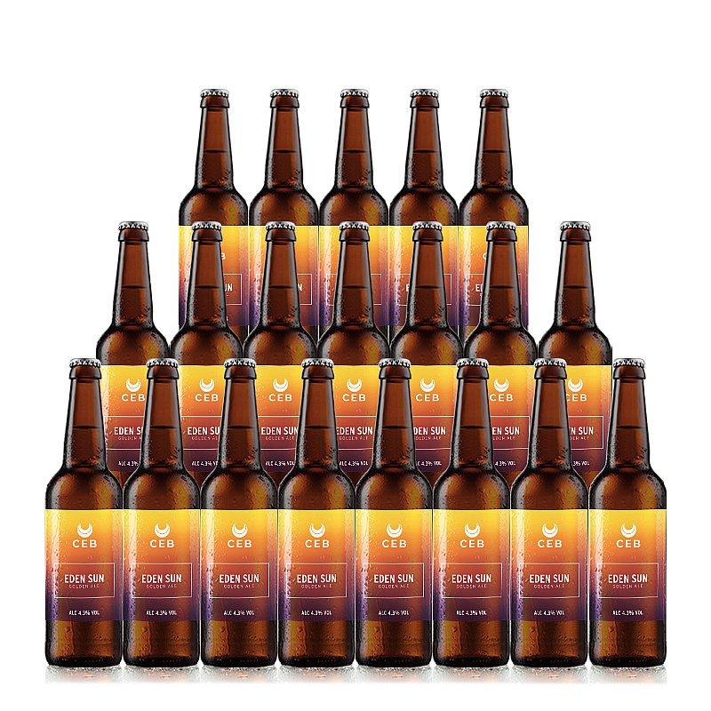 Sun 20 Case by Castle Eden Brewery