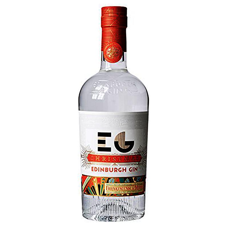 Edinburgh Christmas Gin by Edinburgh Gin