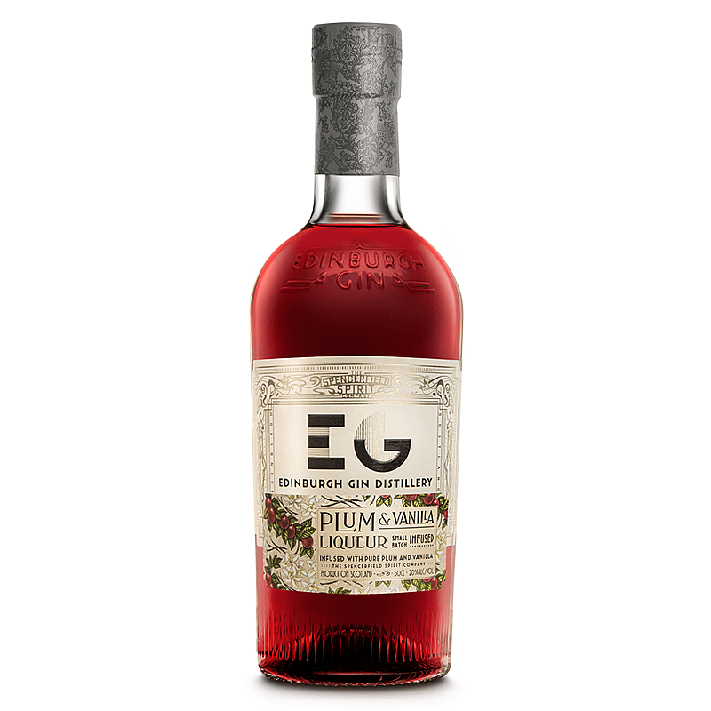 Edinburgh Gin Plum and Vanilla Liqueur by Edinburgh Gin