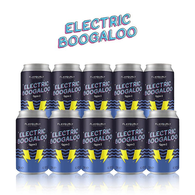 Electric Boogaloo 10 Case by Flavourly