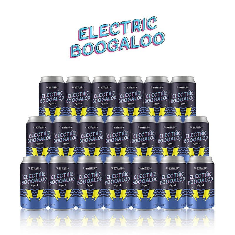Electric Boogaloo 20 Case by Flavourly
