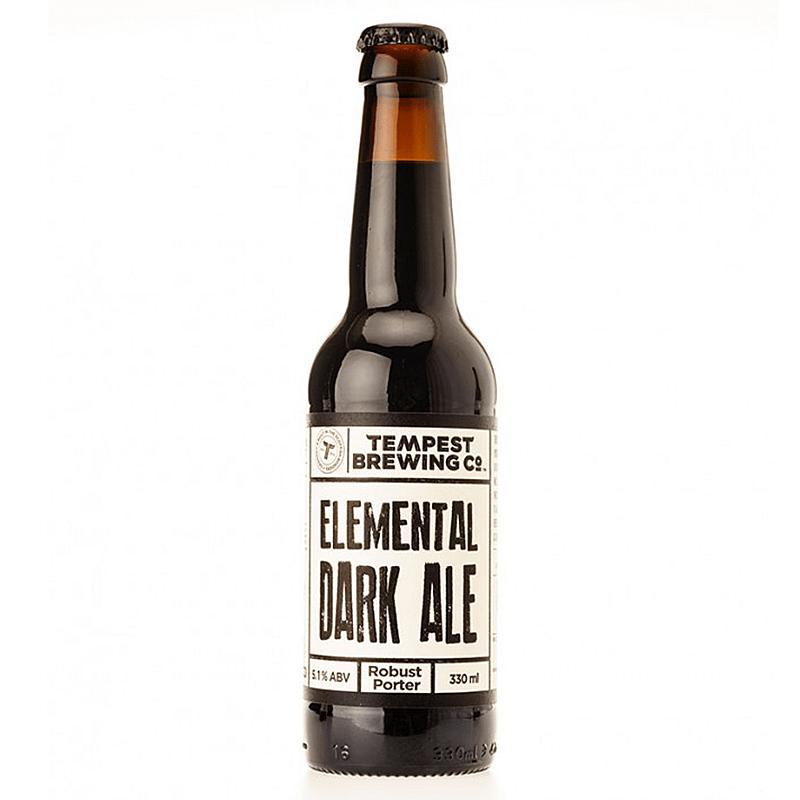 Elemental Dark Ale by Tempest Brewery