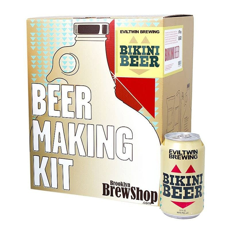 Brooklyn Brew Evil Twin's Bikini Beer by Brooklyn Brew Shop
