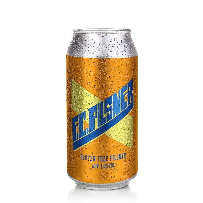 F.C. Pilsner by First Chop Brewing Arm