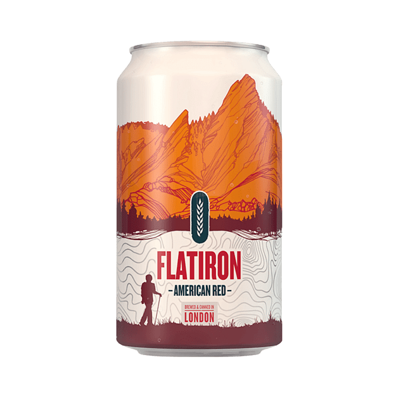 Flatiron American Red by Fourpure