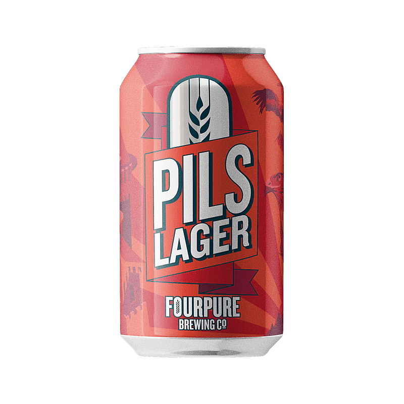 Pils Lager by Fourpure