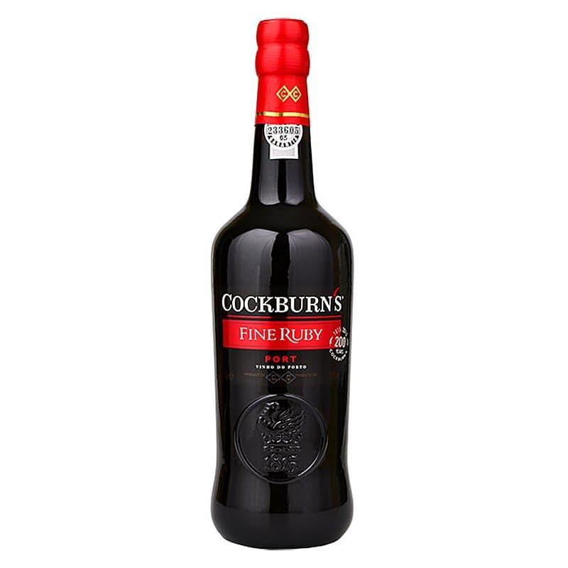Cockburns Fine Ruby Port