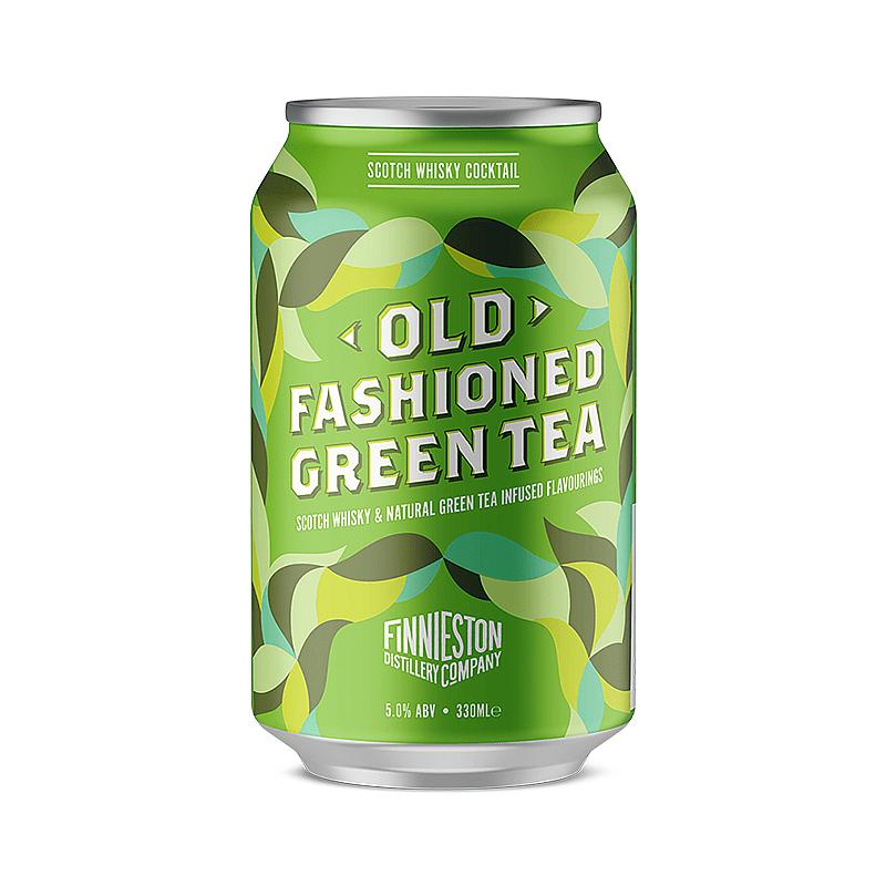 Old Fashioned Green Tea by Finnieston Distillery Company