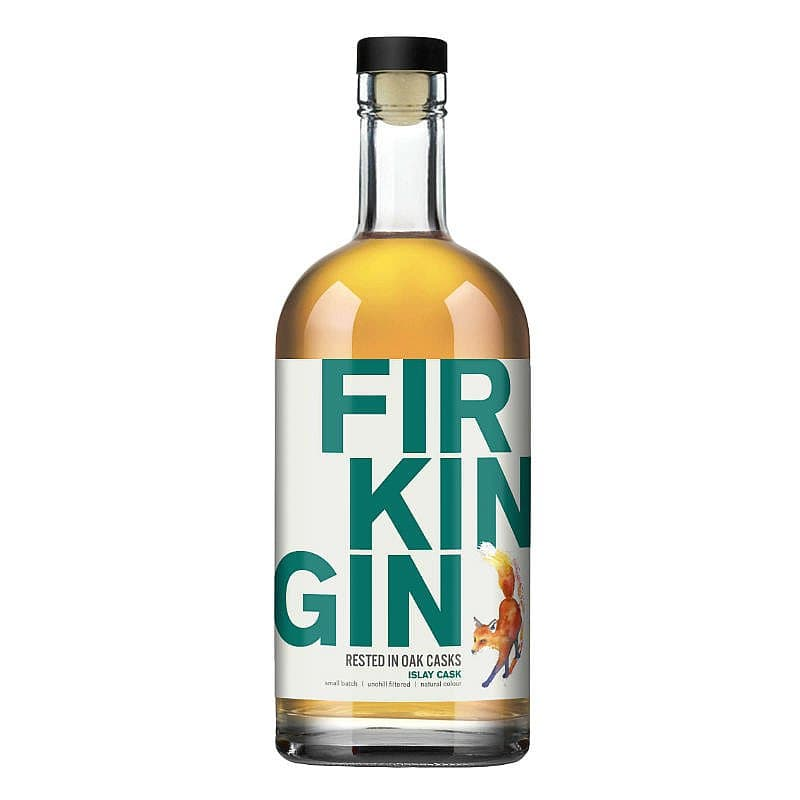 Islay Oak Aged Gin by Firkin Gin