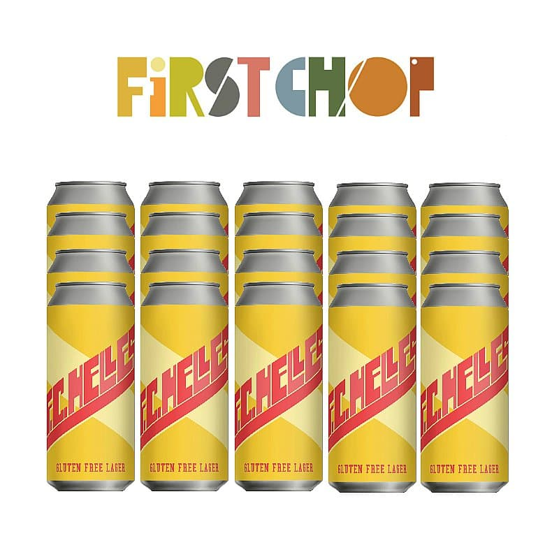 Helles 20 Case by First Chop Brewing Arm