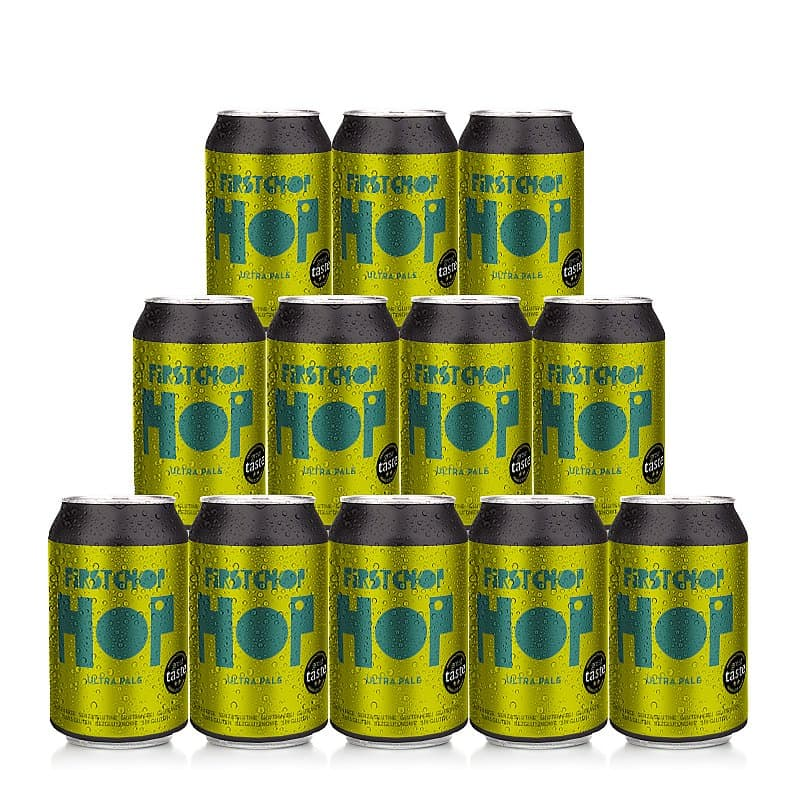 HOP 12 Case by First Chop Brewing Arm