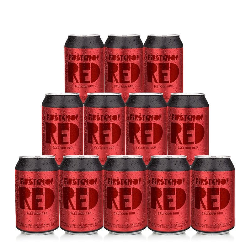 RED 12 Case by First Chop Brewing Arm