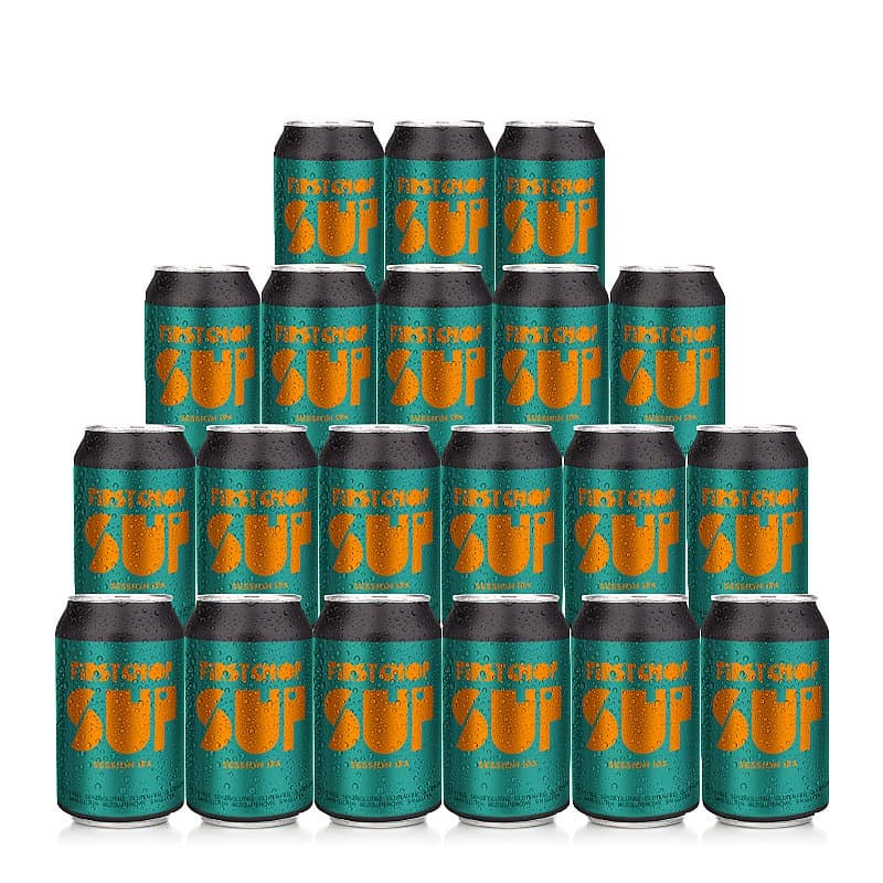 SUP 20 Case by First Chop Brewing Arm