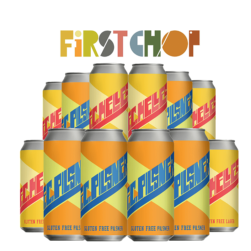 Lager 12 Case by First Chop Brewing Arm