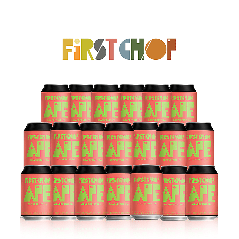 Ape 20 Case by First Chop Brewing Arm