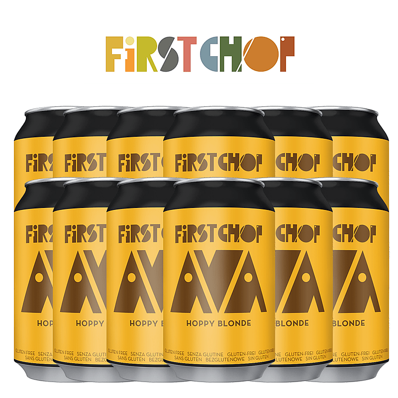 AVA 12 Case by First Chop Brewing Arm