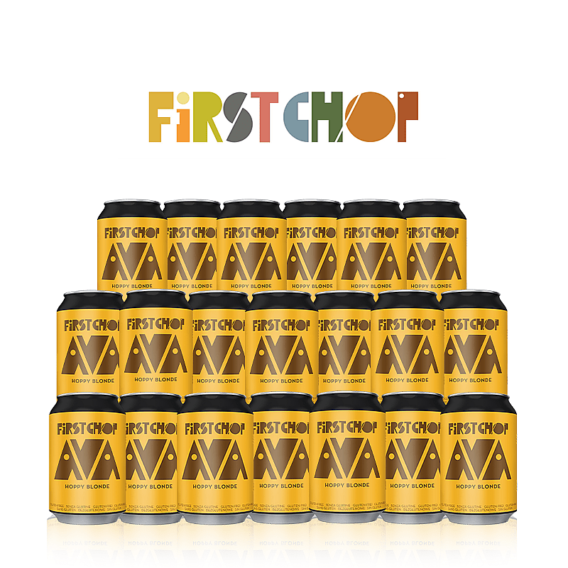 AVA 20 Case by First Chop Brewing Arm
