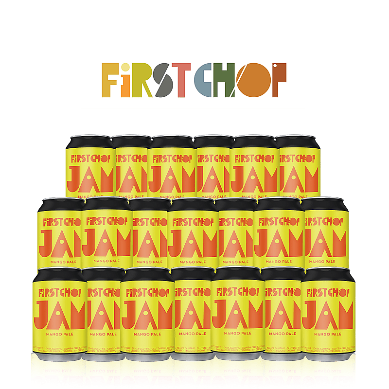 JAM 20 Case by First Chop Brewing Arm