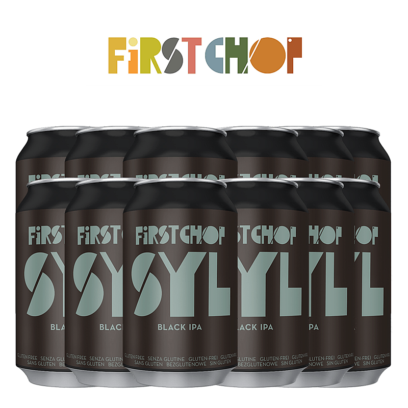 SYL 12 Case by First Chop Brewing Arm