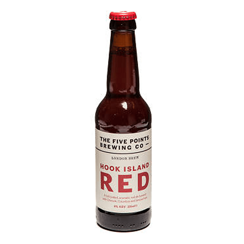 Hook Island Red by Five Points Brewing Co