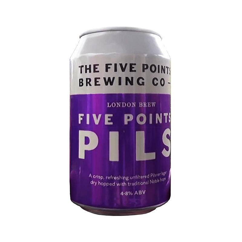 Five Points Pils by Five Points Brewing Co