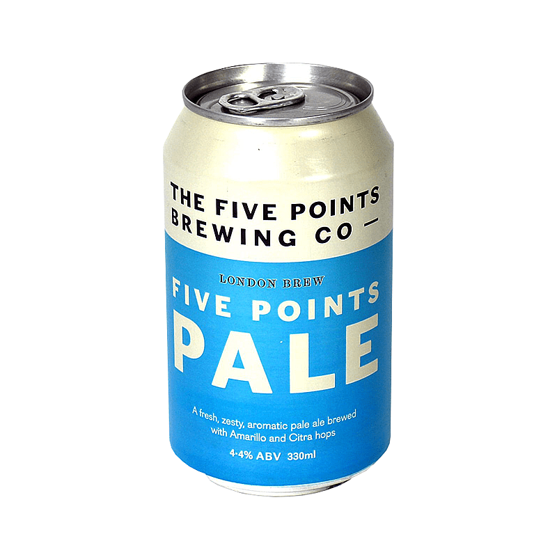 Pale Ale by Five Points Brewing Co