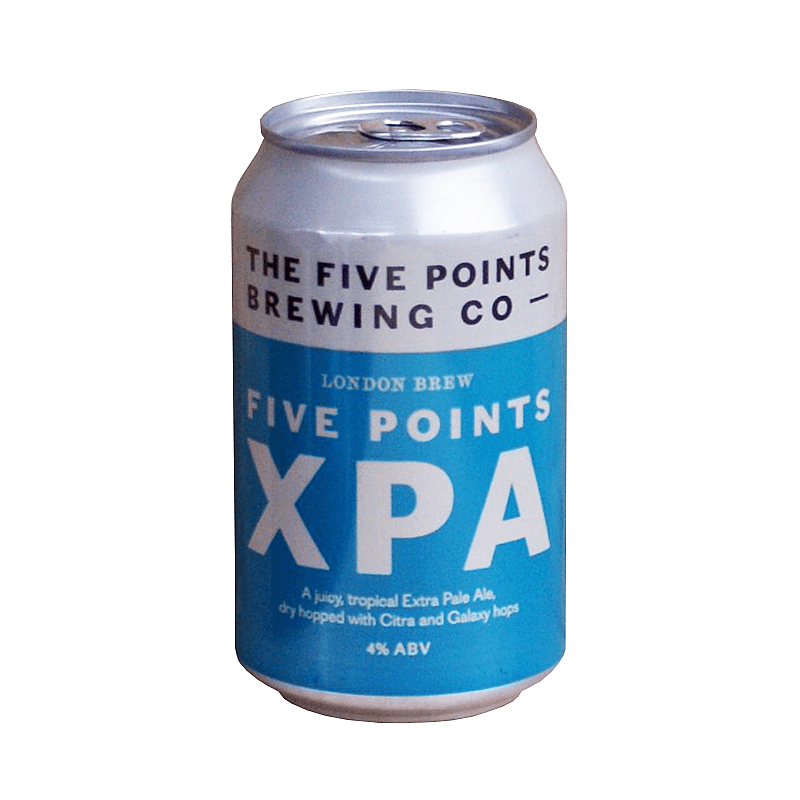 XPA by Five Points Brewing Co
