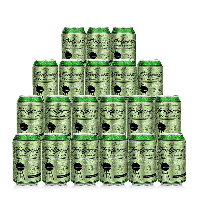 Backyahd IPA by Foolproof Brewing