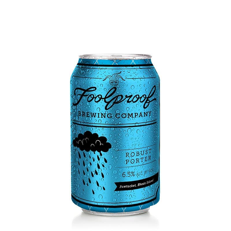 Raincloud Porter by Foolproof Brewing