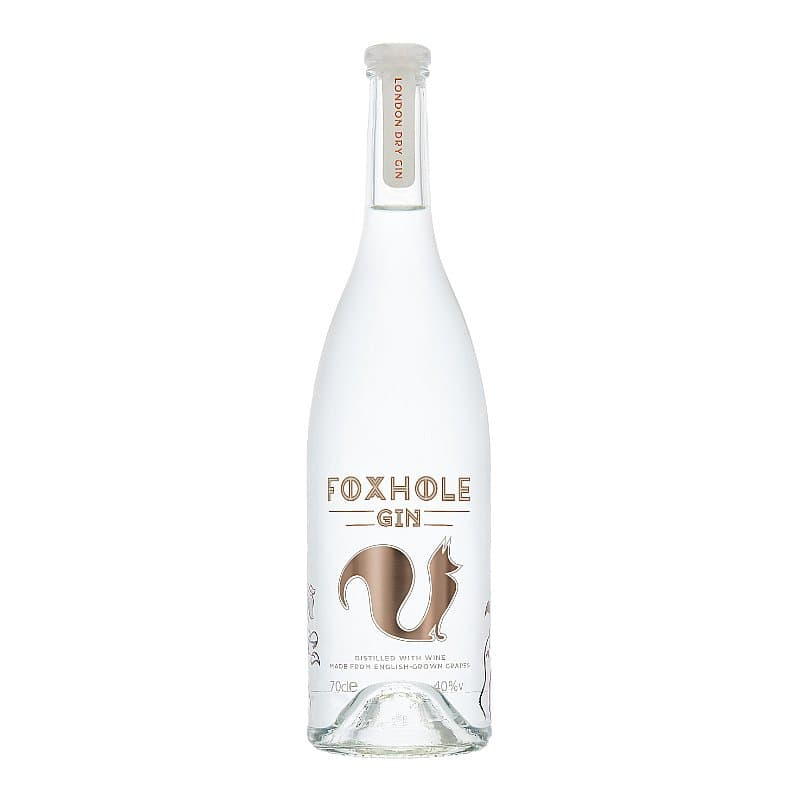 Foxhole Marc 4 Gin by Foxhole Spirits