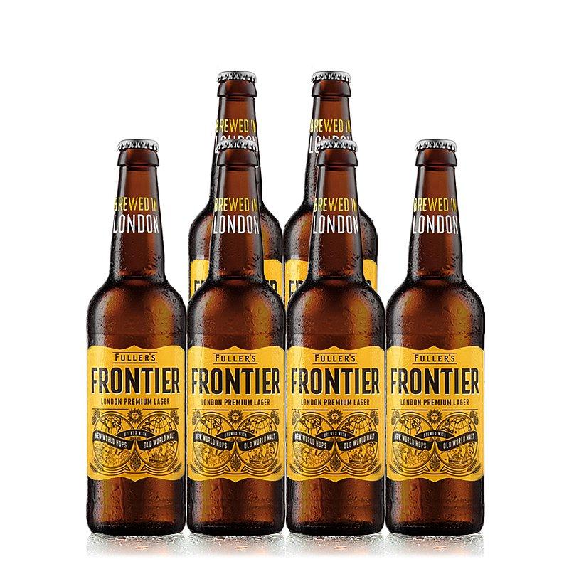 Frontier 6 Case