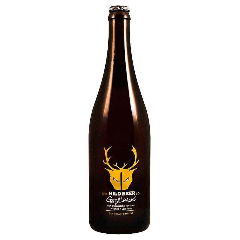 Gazillionaire by Wild Beer Co