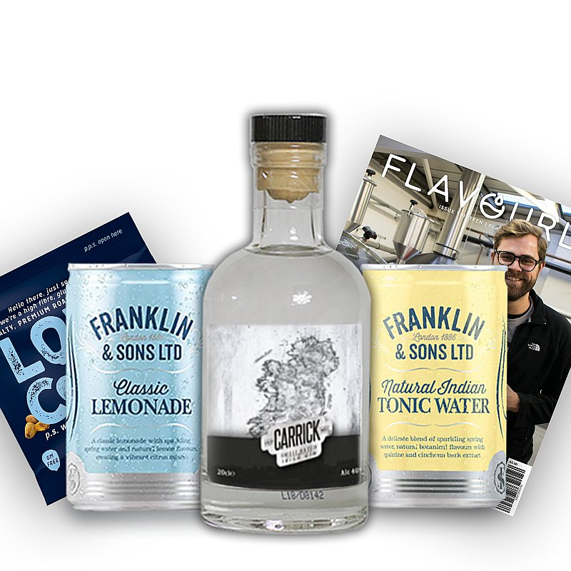 Gin 1 Case by Flavourly Gin