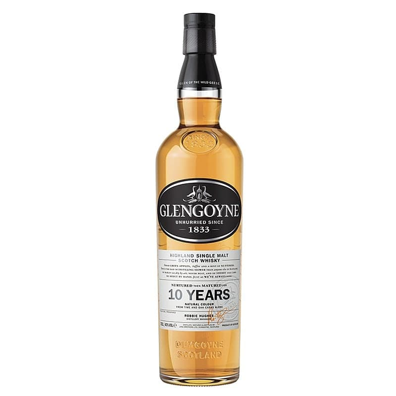 Glengoyne 10 Y.O. Single Malt