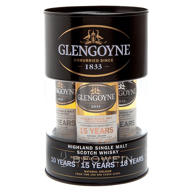 Glengoyne Triple Pack X3 Minis