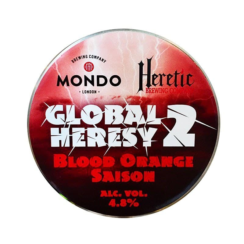 Global Heresy by Mondo