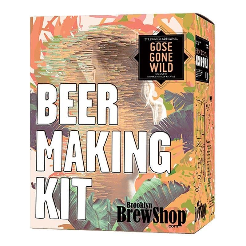 Brooklyn Brew Stillwater's Gose Gone Wild by Brooklyn Brew Shop