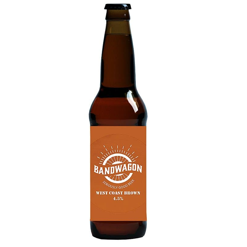Hadrian Border West Coast Brown by Hadrian Border Brewery