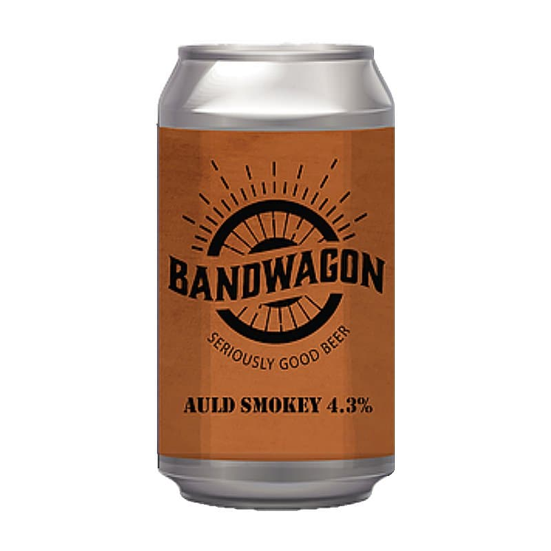 Auld Smokey by Hadrian Border Brewery