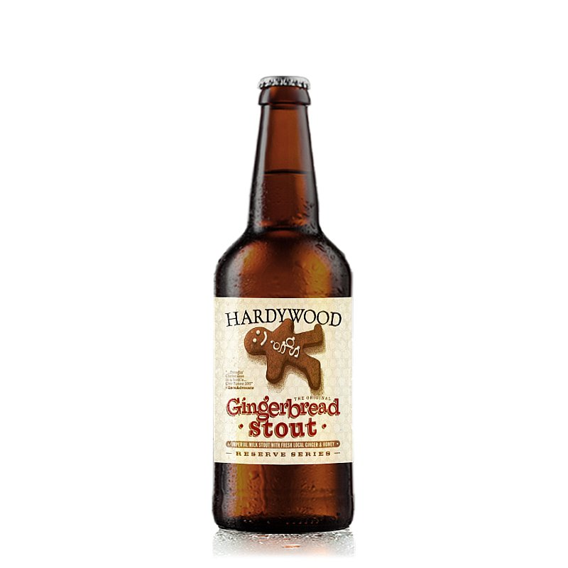 Gingerbread Stout by Hardywood Park