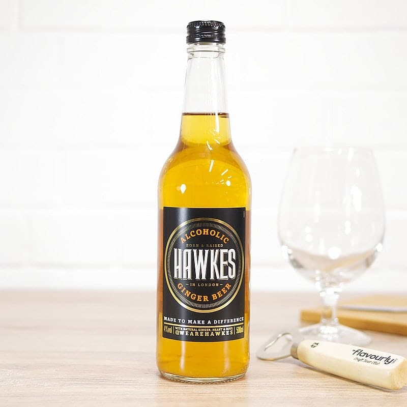 Hawkes Ginger Beer by Hawkes